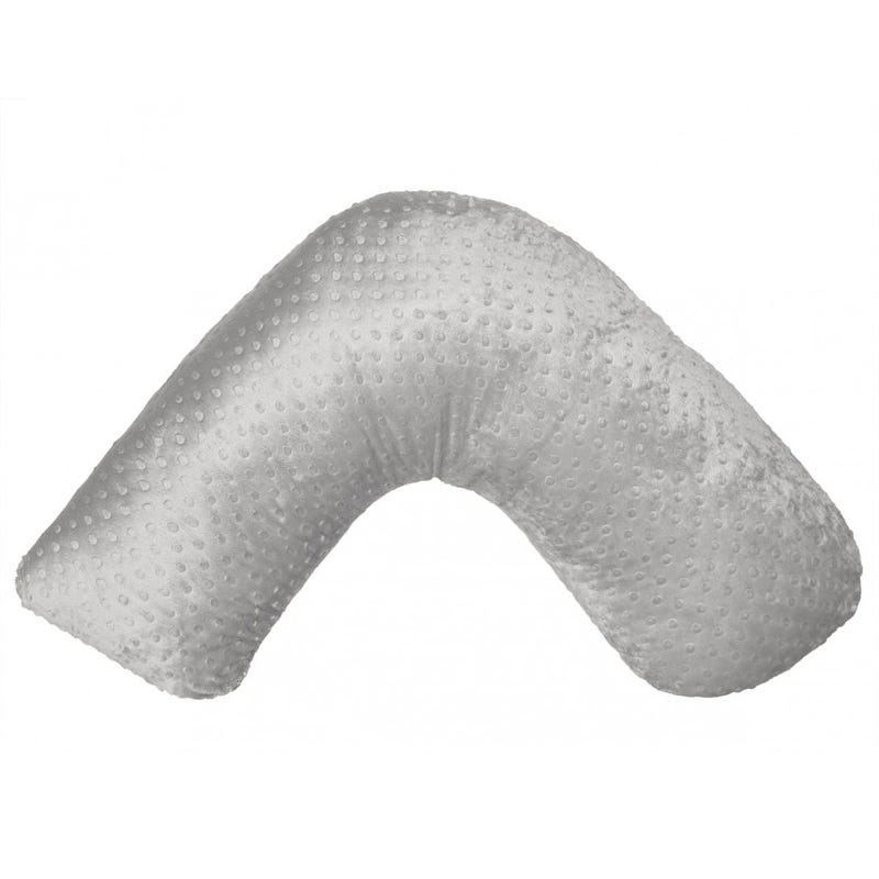 Boomerang Nursing Pillow - Gray