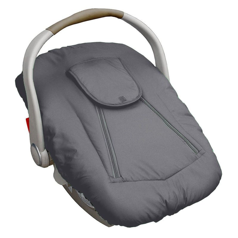 Car Seat Cover - Gray