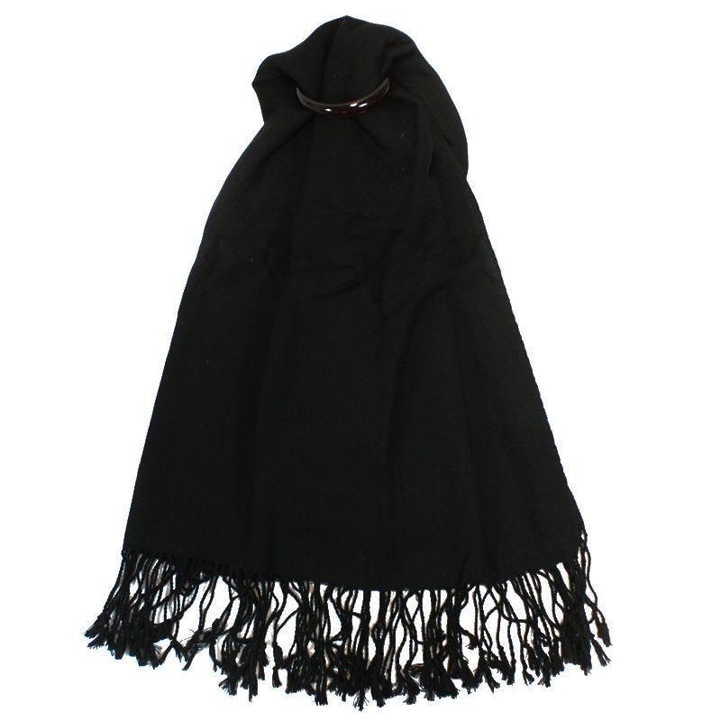 Châle d'allaitement Pashmama - Noir
