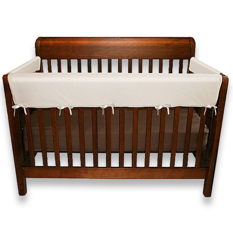 3 Pcs Soft Rail - Convertible Cribs