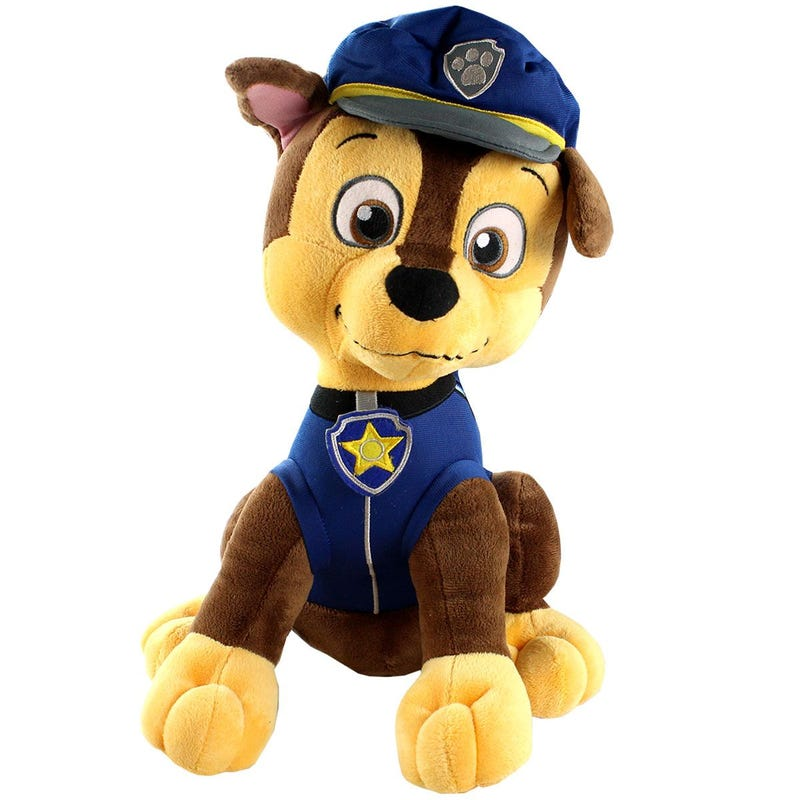 Peluche Pat Patrouille Chase