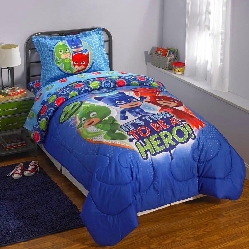 PJmasks Twin Comforter