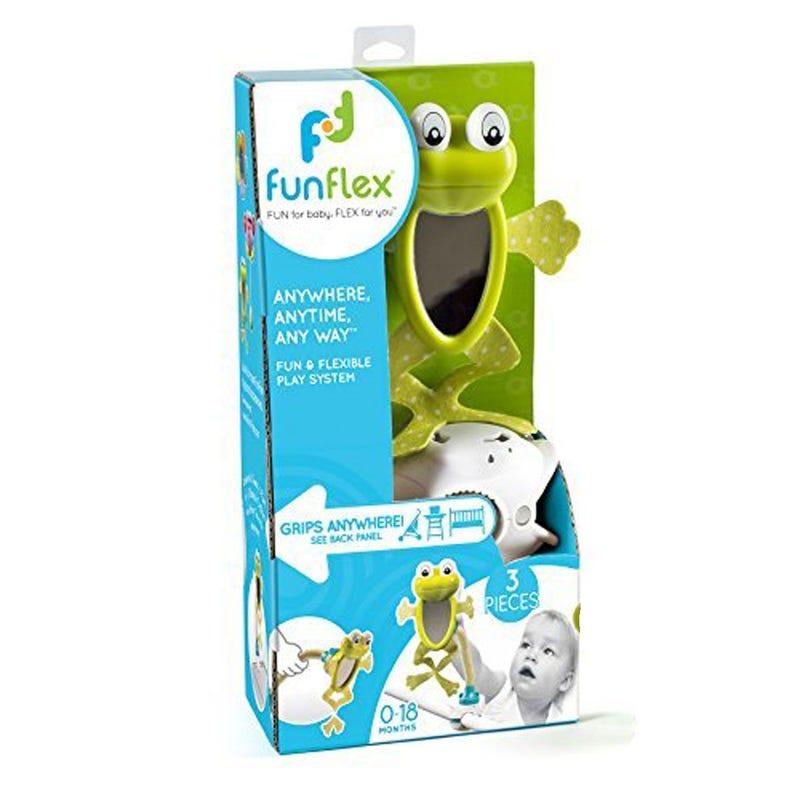 Frog Mirror Activity Toy