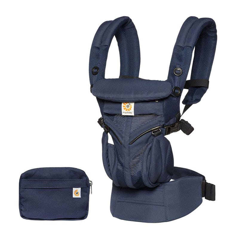 Porte-bébé Omni 360 Cool Air Mesh - Midnight Bleu