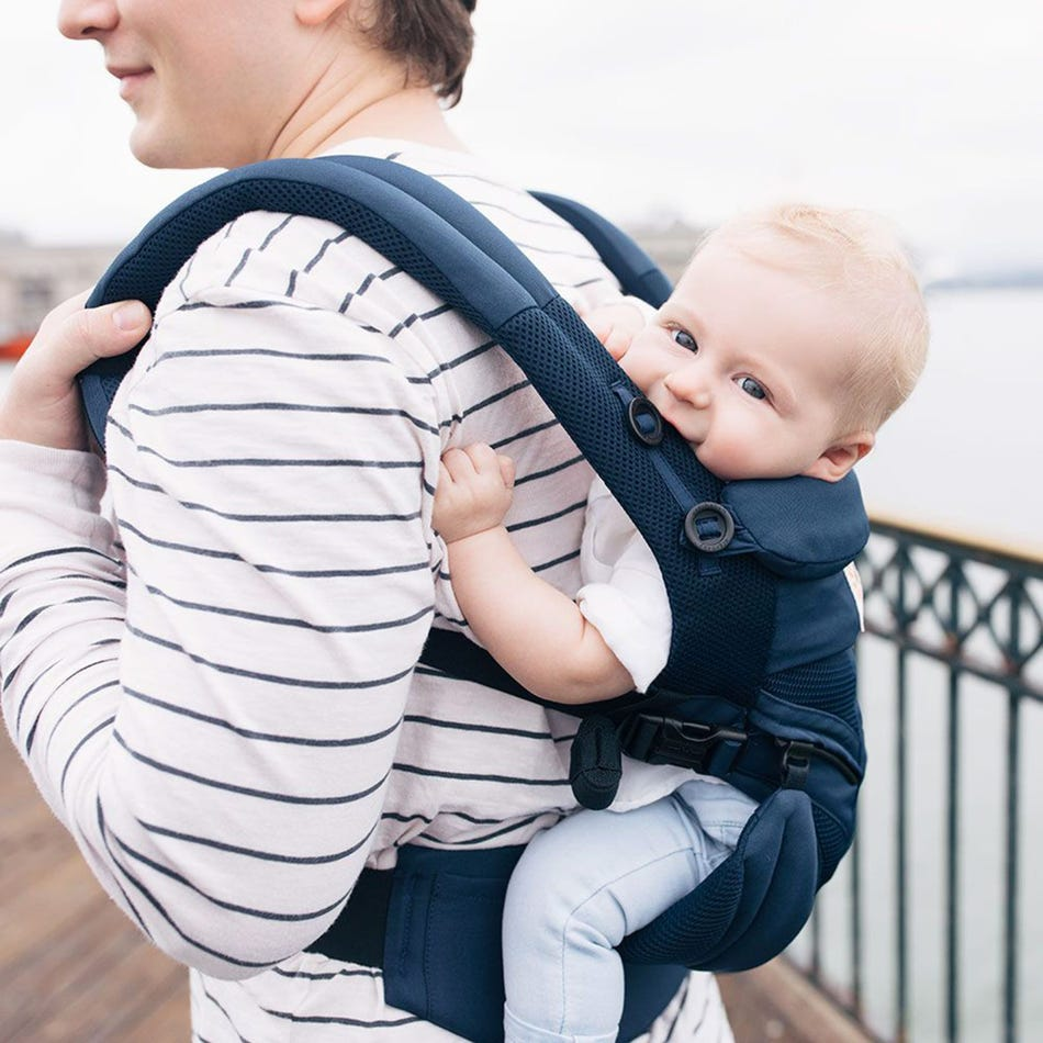d904d283287 Ergobaby 360 Omni Baby Carrier Ca Blue - Clement