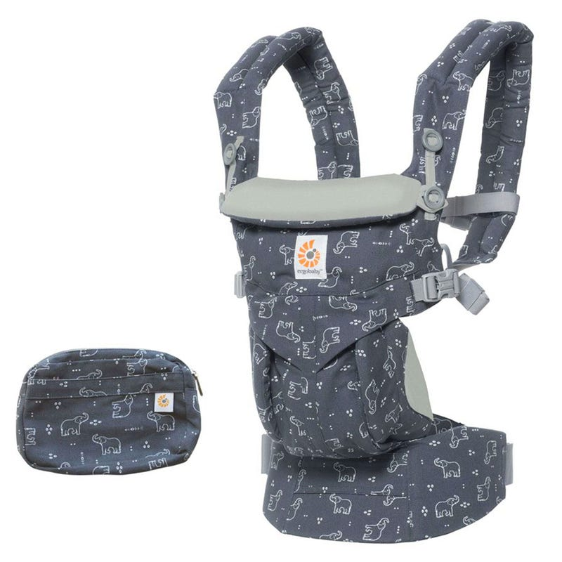 Omni 360 Baby Carrier -Trunks Up