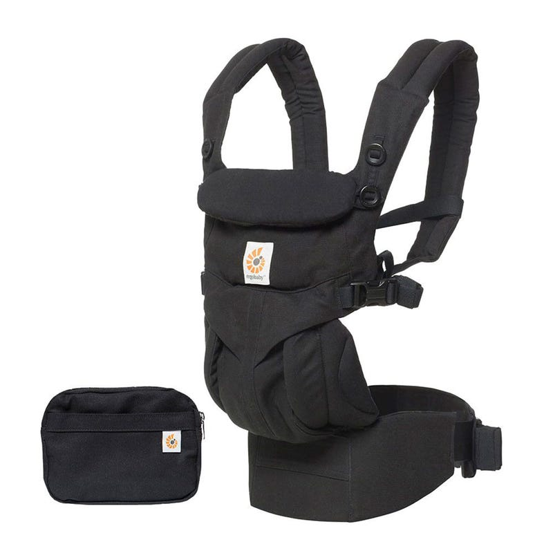 Omni 360 Baby Carrier - Pure Black
