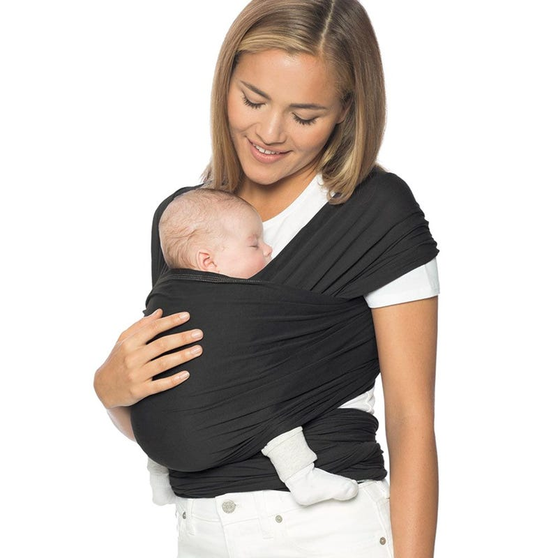 Aura Wrap Baby Carrier - Black