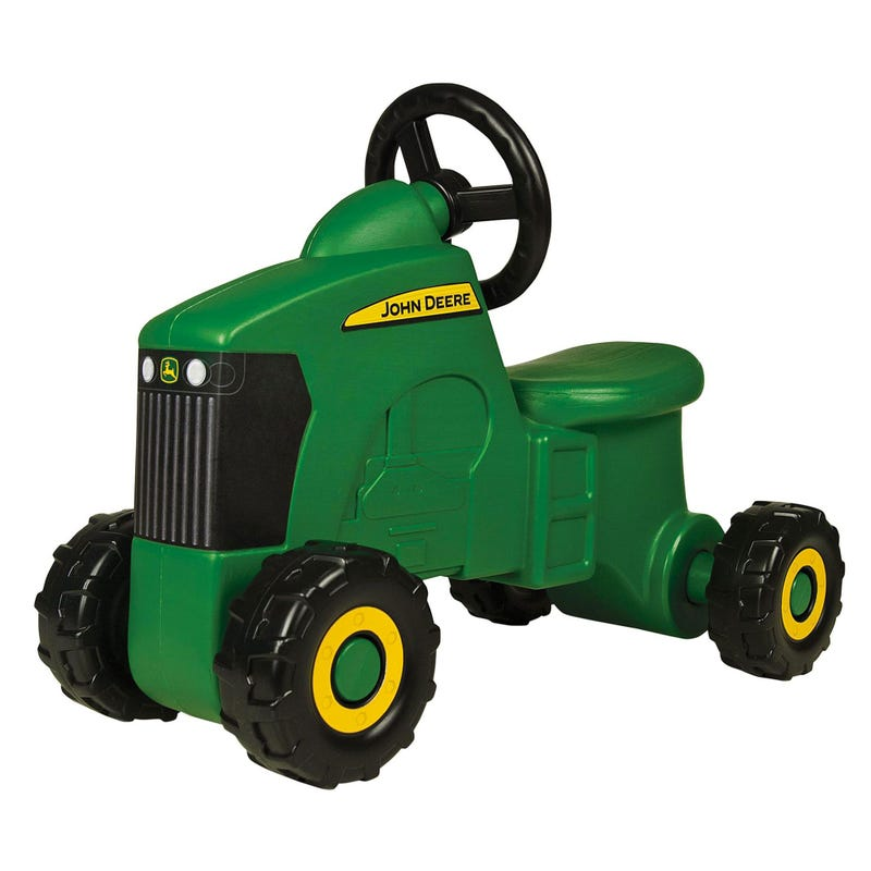 John Deere Children Tractor Without Pedal 18months