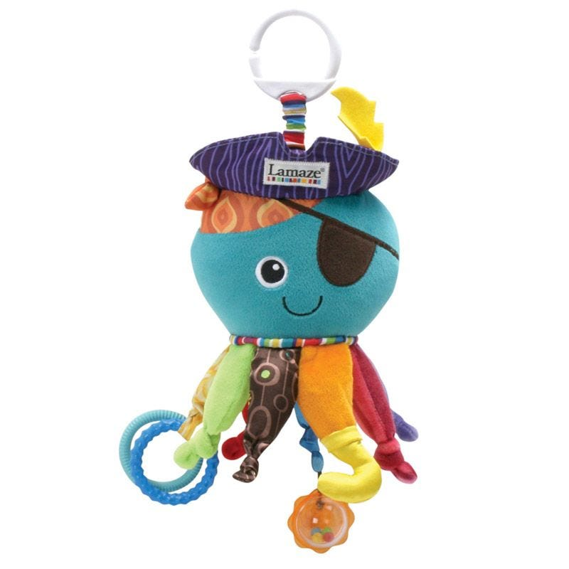 Activity Toy - Captain Calamari