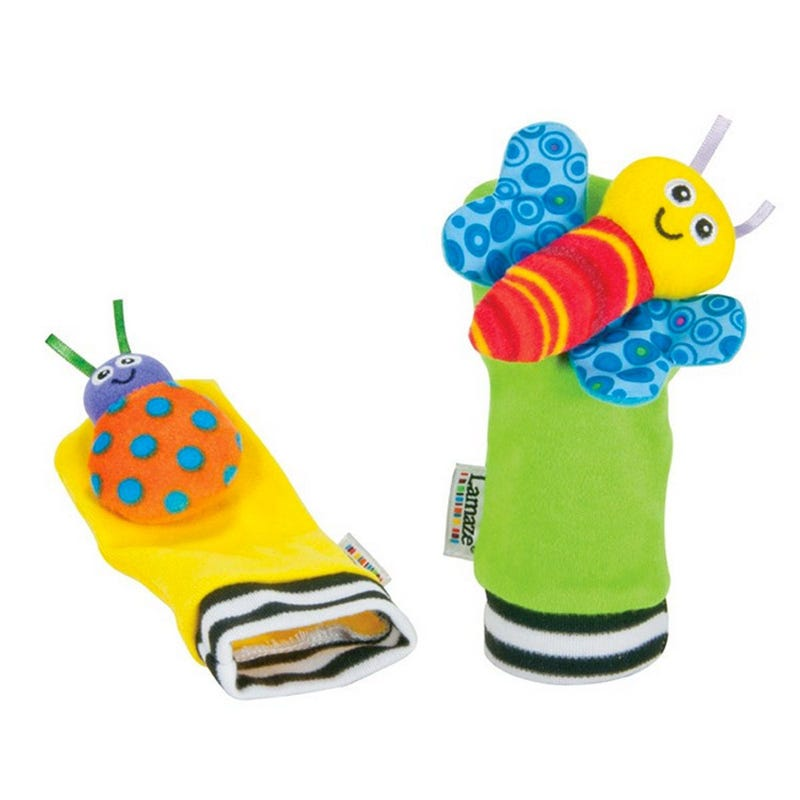 Socks Activity Toy - Bugs