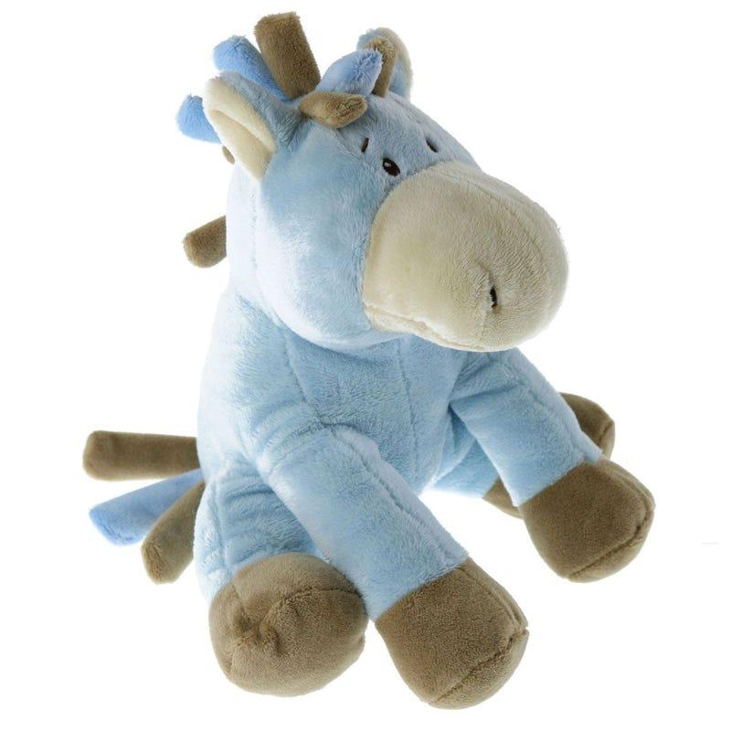 Musical Horse - Blue
