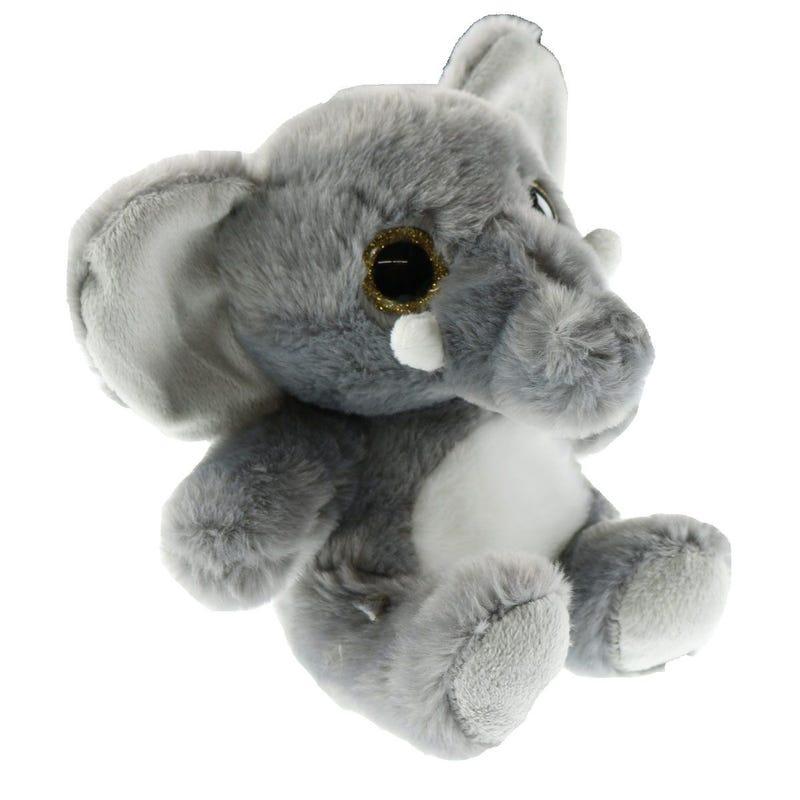 Elephant Plush - Gray