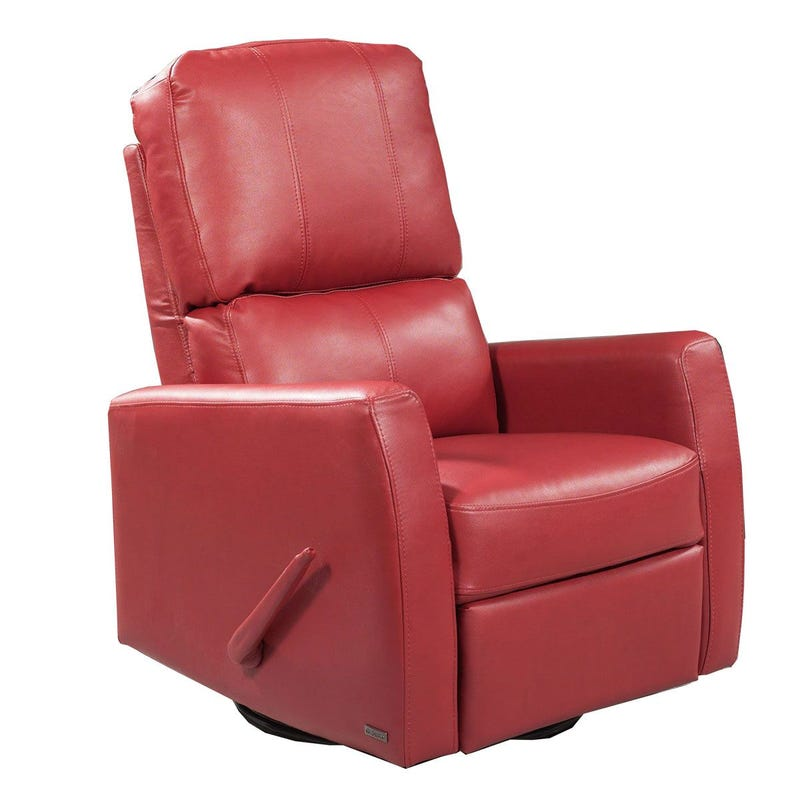 Rocking Armchair - Red