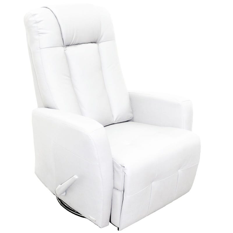 Rocking Armchair - White