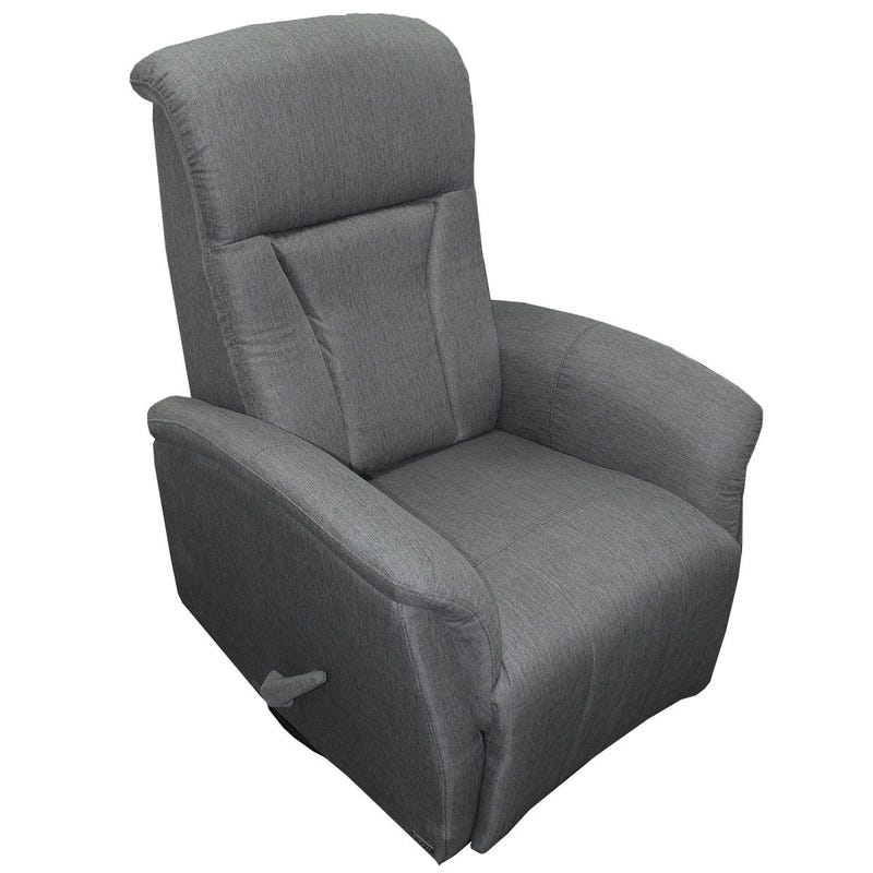 Rocking Armchair - Gray