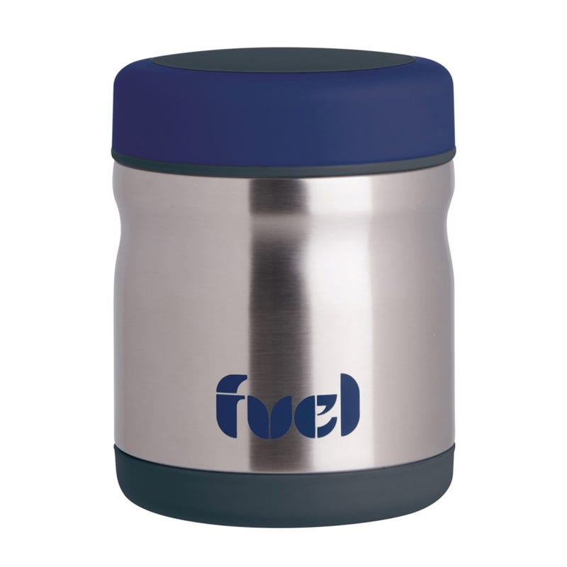 Fuel Food Jar 450 ml - Blue