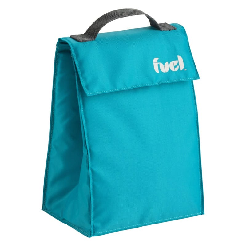 Sac à Lunch Triangle Fuel - Turquoise