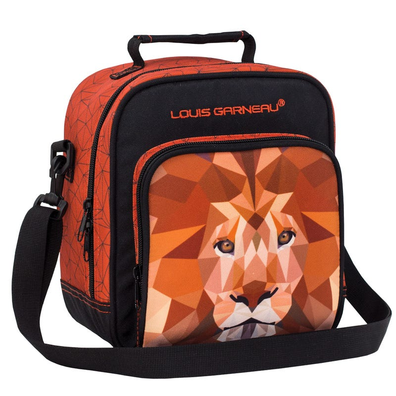Lion Lunch Box
