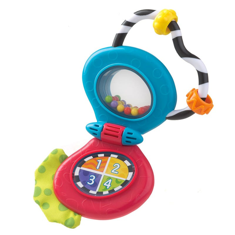 Phone Musical Rattle