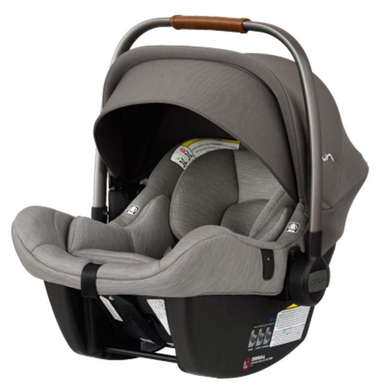 Nuna Pipa Lite Car Seat - Granite limited edition Clément exclusive