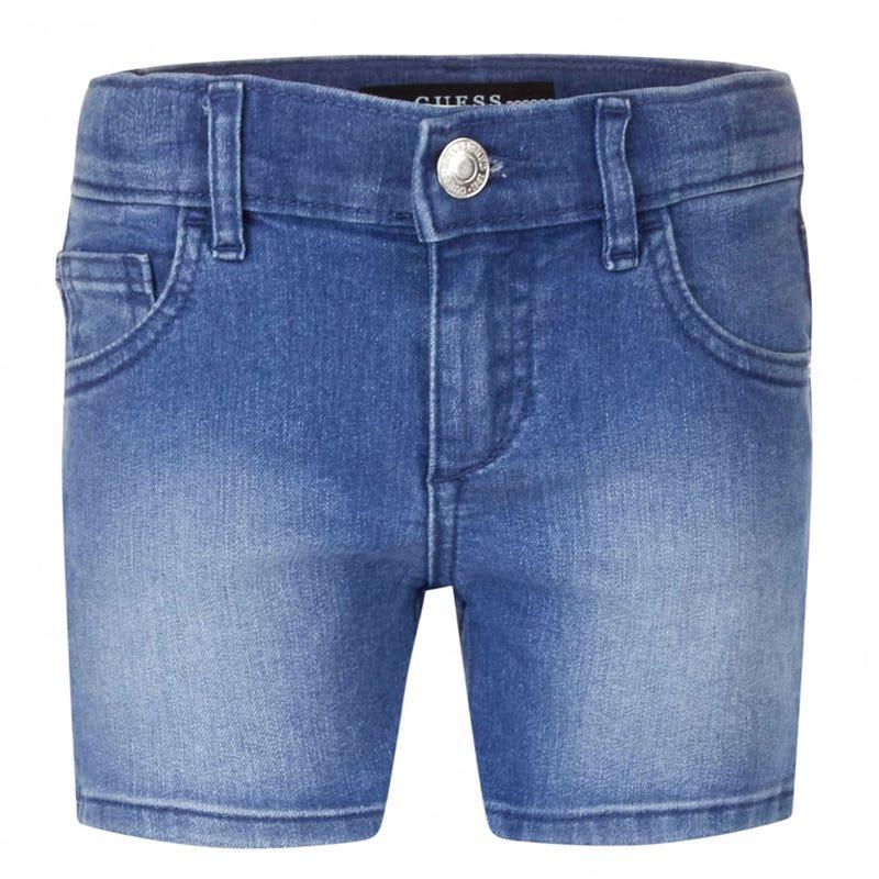 Core Basic Short Jeans 7-14y