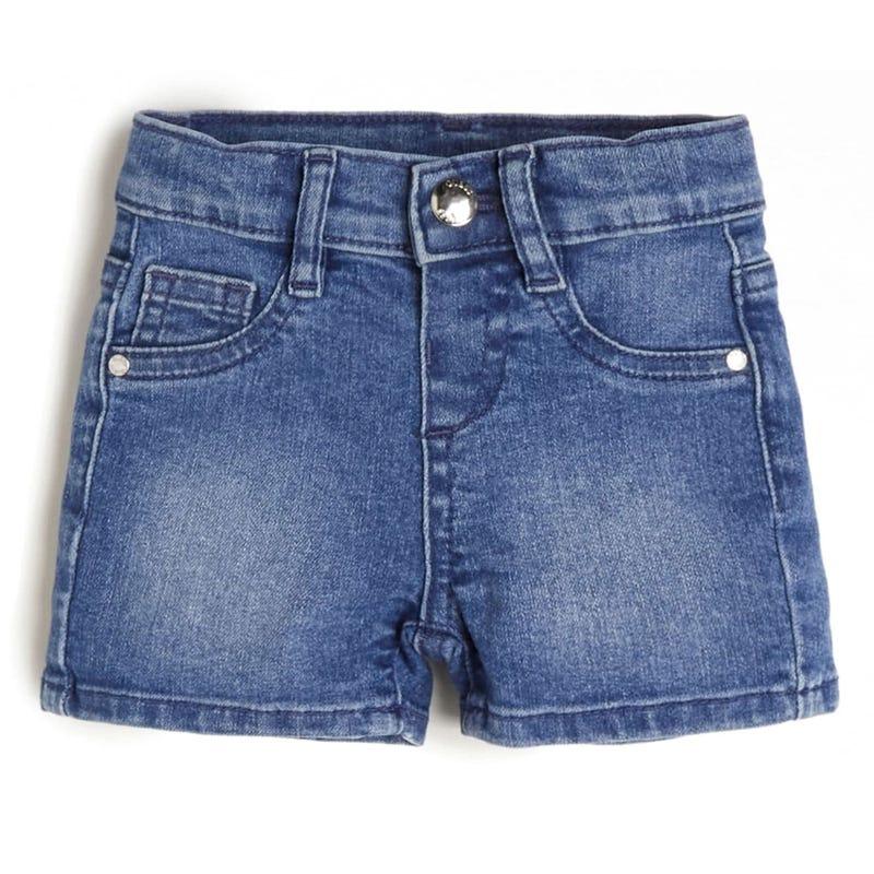Core Basic Short Jeans 2-6y