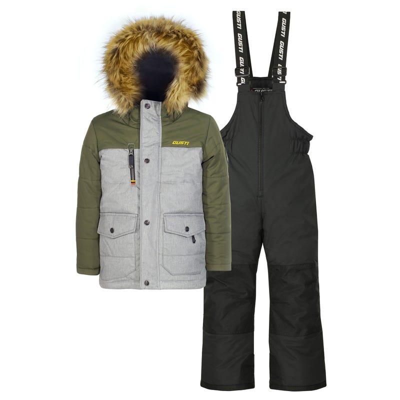 Elan Snowsuit 4-6x