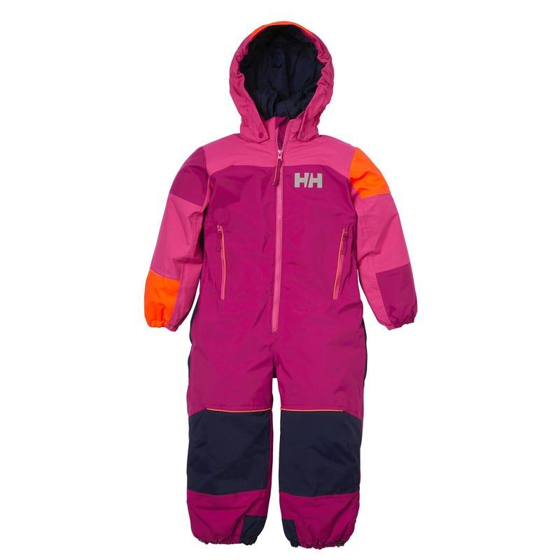 Rider 1pce Snowsuit 2-4