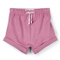 Baby Shorts 3-24m - Rose Melange