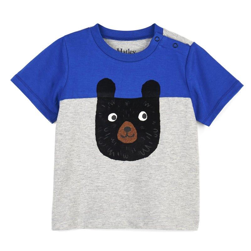 T-Shirt Ours Parc 3-24mois