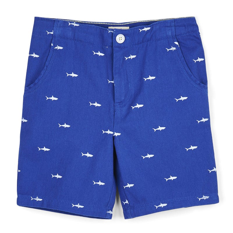 Shark Twill Bermuda 3-7