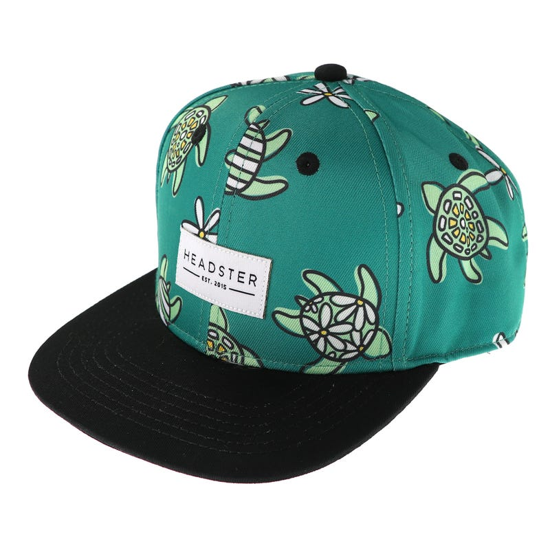 Casquette Green Turtle 2-7ans