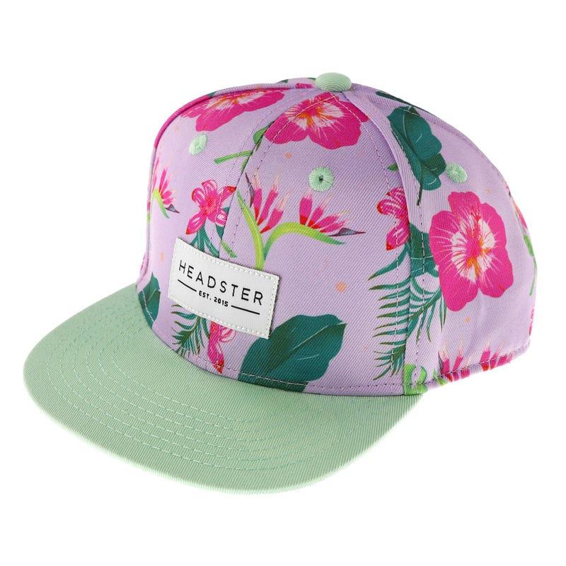 Wild Hibiscus Cap 2-7