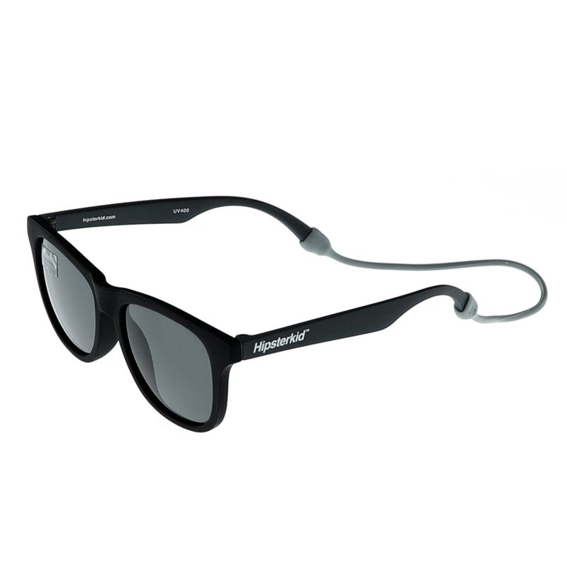Polarized Sunglasses 3-6y - Black