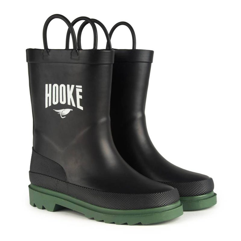 Hooké Rain Boots Sizes 5-13
