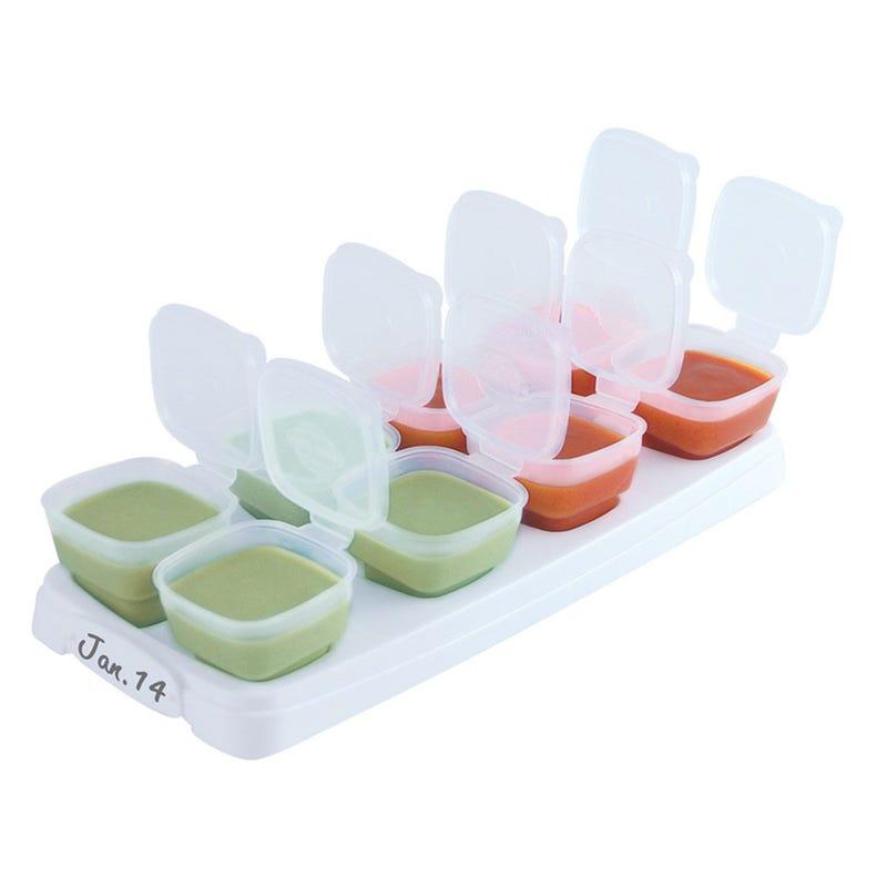 Freezing Baby Cubes 70ml/2oz Set of 8