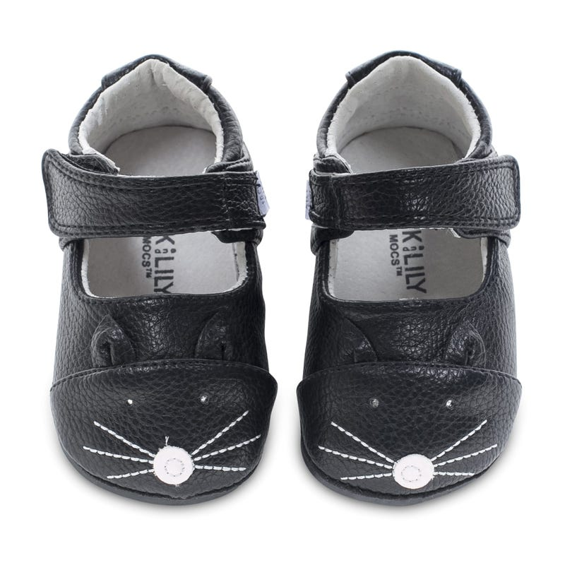 Elise Kitty Mocs 0-24m