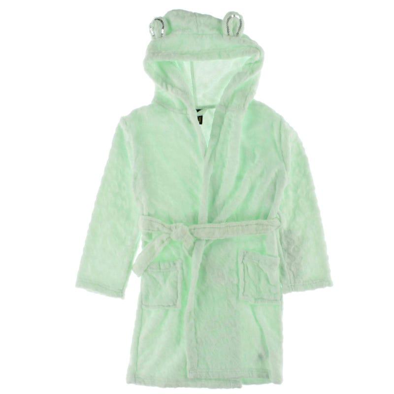 Robe De Chambre 4-16ans - Aqua