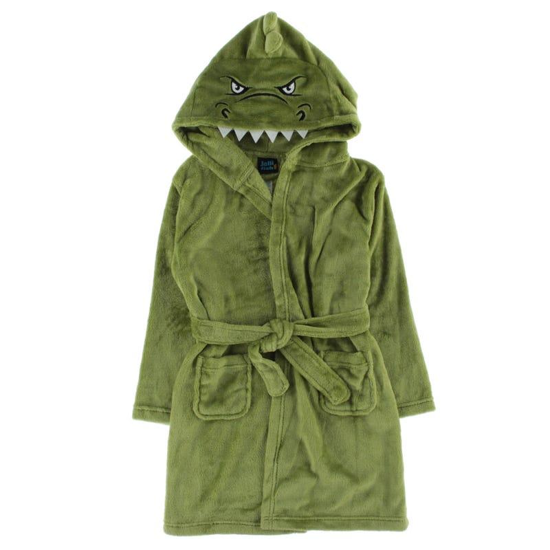 Robe De Chambre Dino 4-16ans