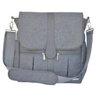 Backpack Diaper Bag- Gray