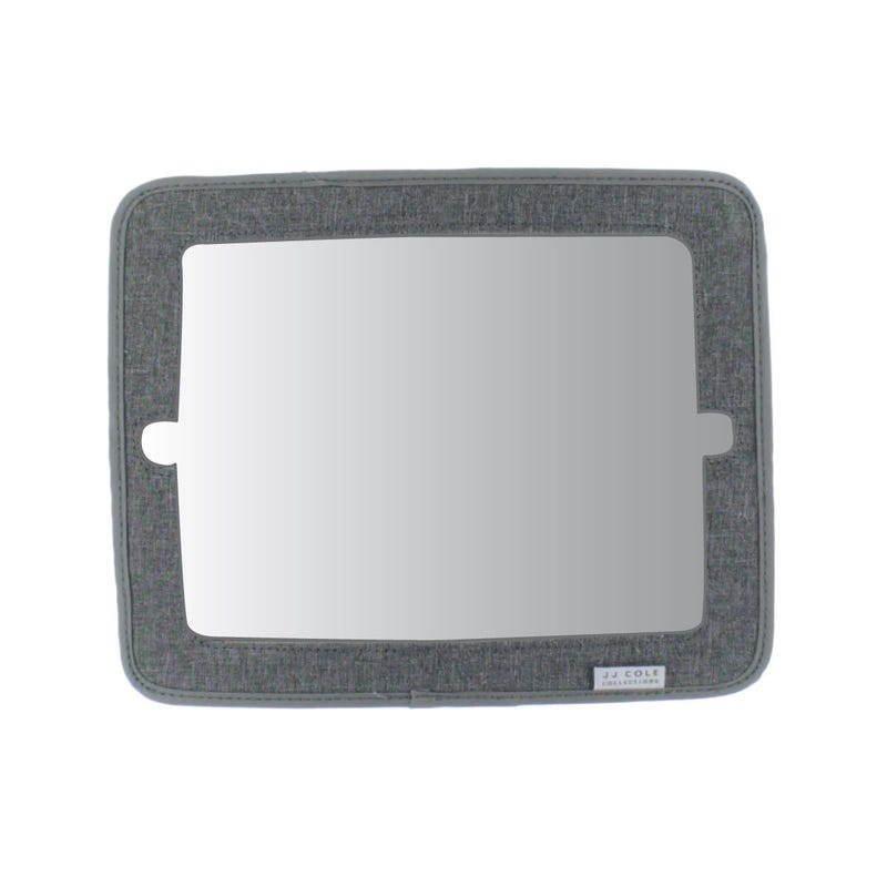 2-In-1 Mirror and Tablet Holder - Gray