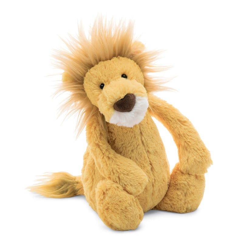 Lion Bashful