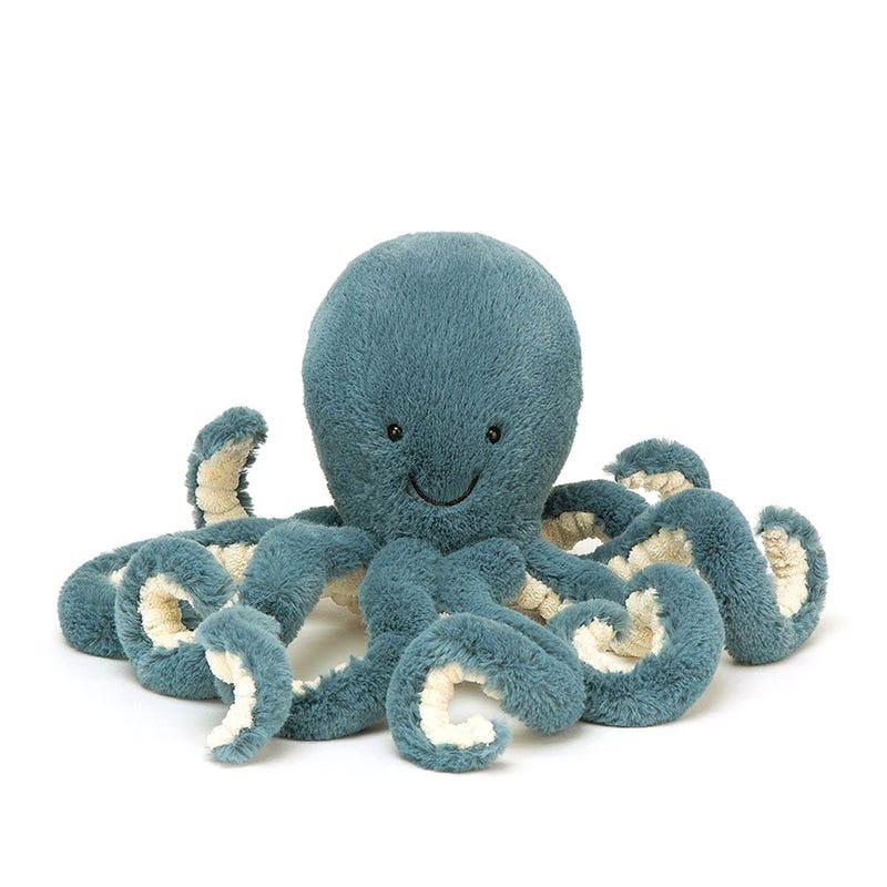 "Octopus Storm Blue 9"""