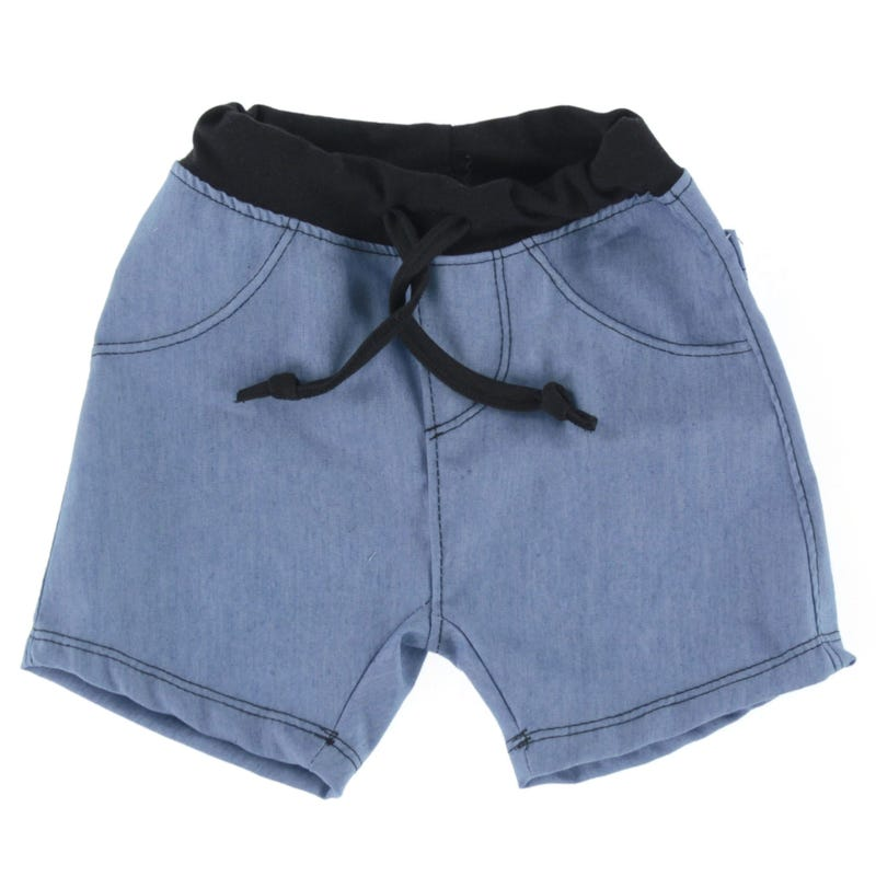 Short 0-36m - Denim