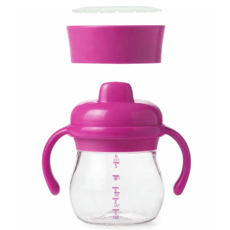 Transition Sippy Cup Set 6oz - Pink