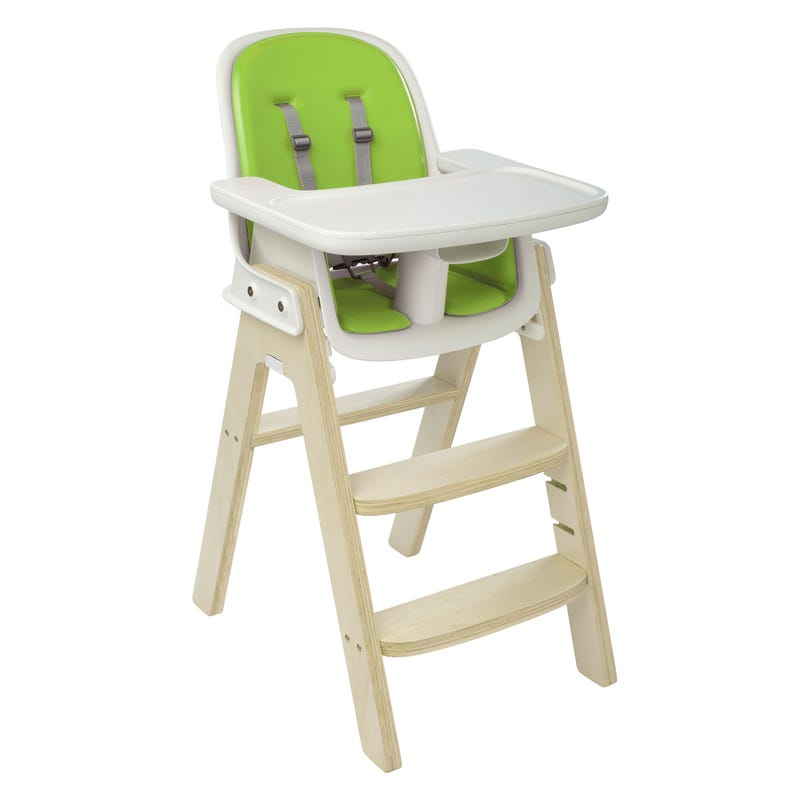Chaise Haute Sprout OXO Tot - Bouleau/Vert