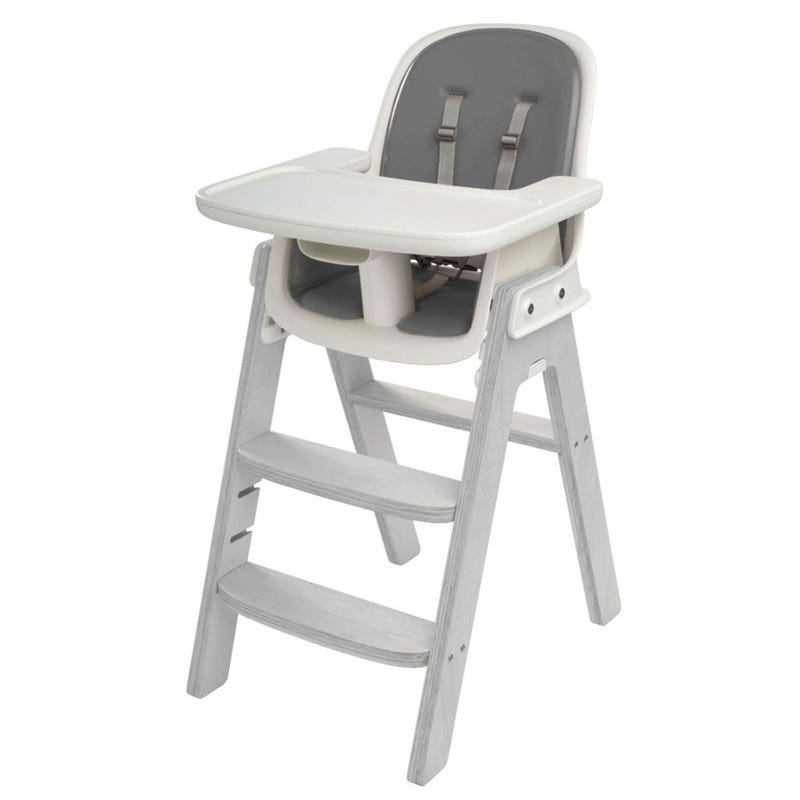Chaise Haute Sprout OXO Tot - Gris / Gris