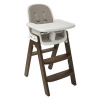 Chaise Haute Sprout OXO Tot - Noyer/Taupe