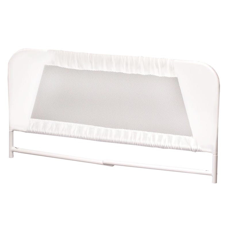 Crib Mesh Bed Rail Telescopic